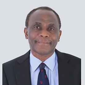 Dr. Adeyinka Shoroye - Pediatrics