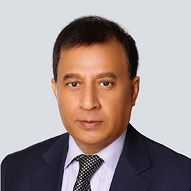 Dr. Ishrat Azam Khan -  Consultant Orthopaedic Surgeon